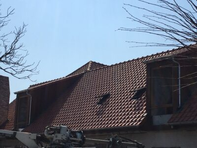 renovatie van woning te Zaffelare